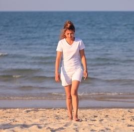 Sexy na pláži