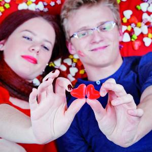 Súťažte o cukrovinky spoločnosti HARIBO a obdarujte svoju lásku na svätého Valentína
