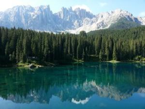 jezero-italie