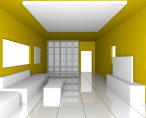 Obývacia izba I.