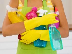 Ako upratovať efektívne?