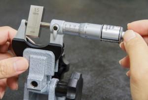 Calibration Micrometer