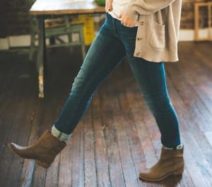 Umenie výberu dámskych nohavíc