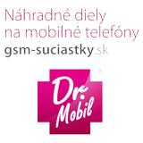 Nakupujte rýchlo, ihneď a bez problému s GSM – SÚČIASTKY.SK