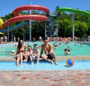 Urobte si výlet do aquaparku vo Veľkom Mederi