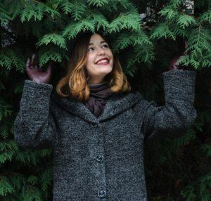 Štýlové kabáty ovládajú zimu