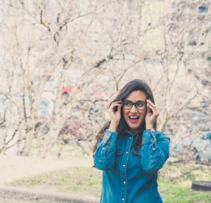 Okuliare ako módny doplnok