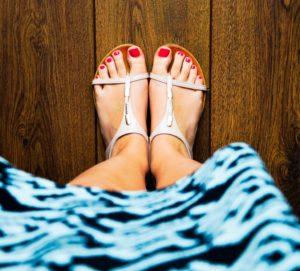Trendy sandále na toto leto