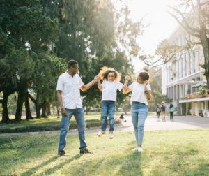 Harmónia v rodine = zdravé dieťa?
