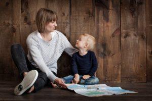 Dieťa – učiteľ