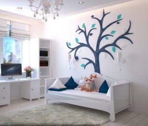 Detská izba  – hravá ako my