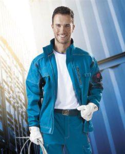 Nebezpečné povolanie? Ochránia vás vhodné pracovné odevy