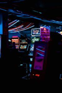 kasíno automaty