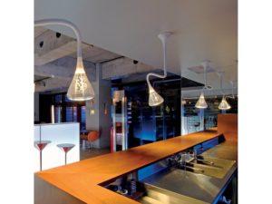 Ako postupovať pri výbere interiérových svietidiel
